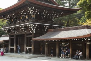 Meiji Jingu Forest Festival of Art has been chosen as cultural asset contents creative project for the Japan Cultural Expo